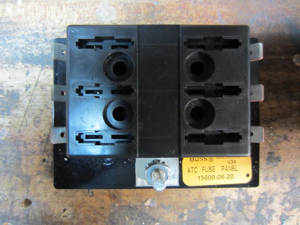 Adding a Fuse Box - Kawasaki KLR 650 Forum on