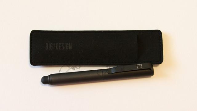 XTS Titanium Pen + Stylus Sleeve