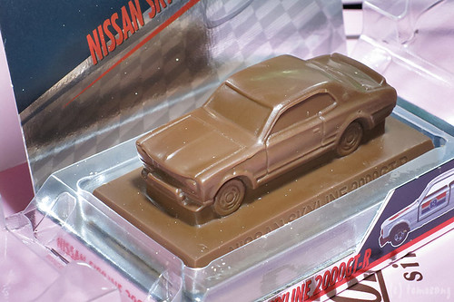 Classic TOMICA Chocolate