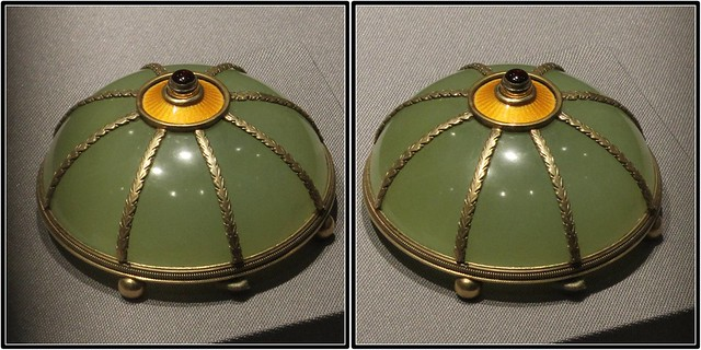 """Fabergé: A Brilliant Vision"" Exhibit, Houston Museum of Natural Science, Houston, Texas 2013.02.10"