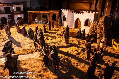 Nativity scene from a Strobist point of view by Nicola Zingarelli