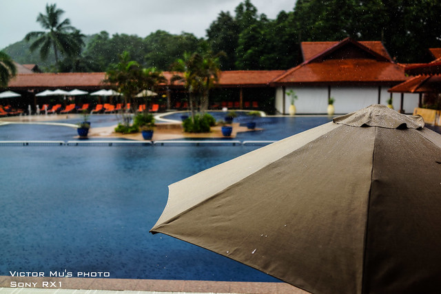 ClubMed Cherating Beach