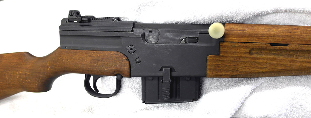 FAS French Semi Auto 7.5 cal
