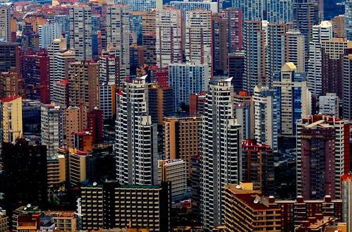 [Free Images] Architecture, City / Town, Large Buildings, Landscape - Spain ID:201302272000
