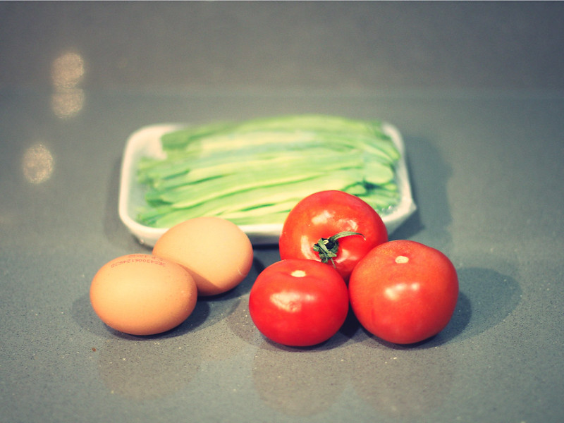 Receta Timbal de Judías y huevo - Monicositas
