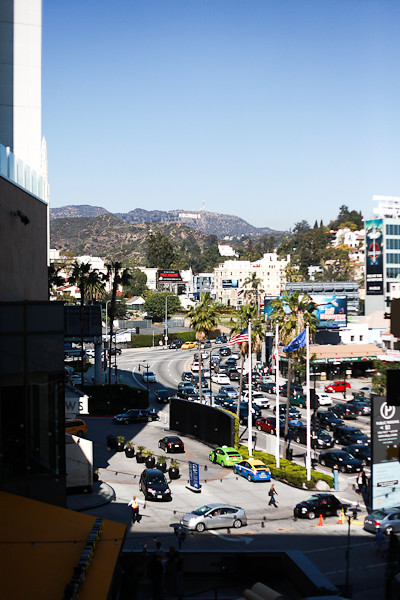 hollywood sign highland