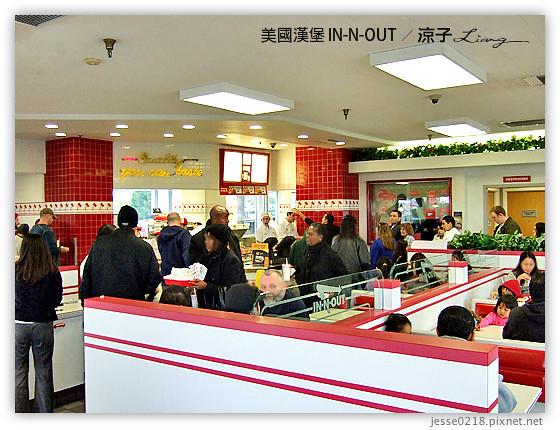 美國漢堡 IN-N-OUT 7