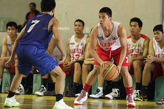 9th FMC Collegiate Open Cup: San Beda Red Lions vs. Arellano Chiefs, Mar. 2, 2013