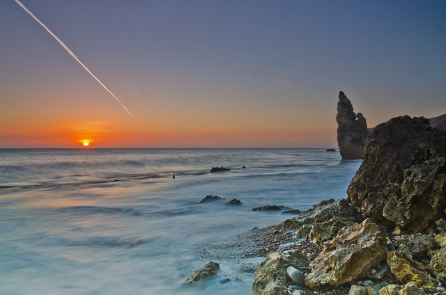 Sunrise on Planet Seaham.