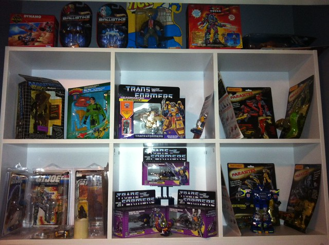 Do you collect toys?  What brands or themes?  This is a good place to show them off! 8521612053_8591c3b844_z