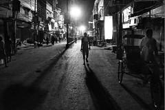 Varanasi by night