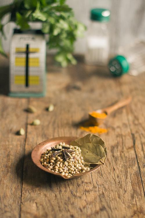 Spices for Gosht Shorba