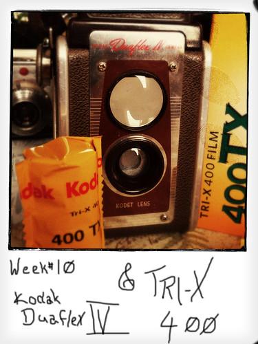 Kodak Duaflex IV