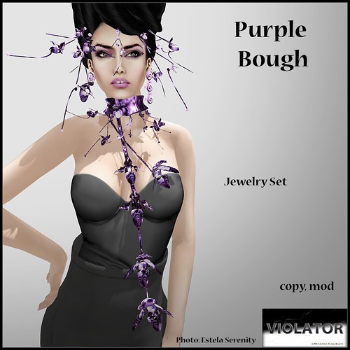 Violator-Purple Bough (Available at Relay for Life Event)