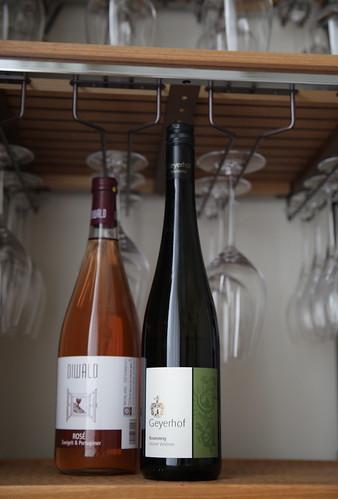 2,3月料理教室ワイン