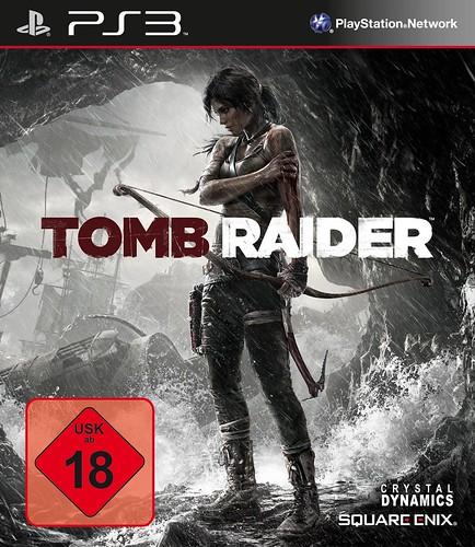 Tomb Raider Packshot USK