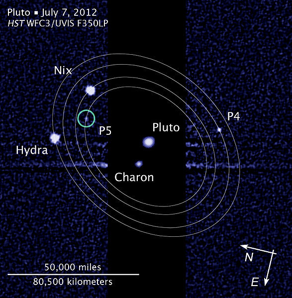 Pluto and moons flickr photo sharing for Plante 94 pourcent