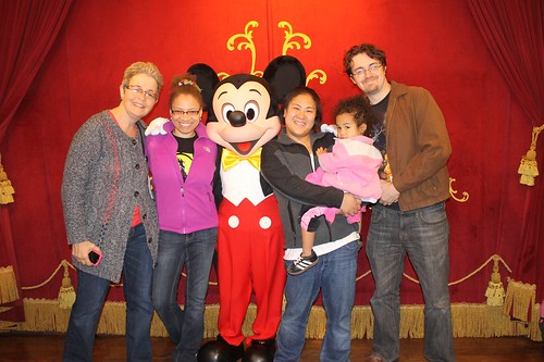 Mickey Mouse and All of Us