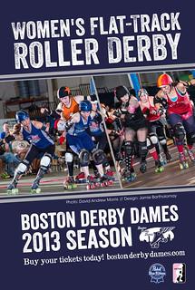 2013 Season Flyer