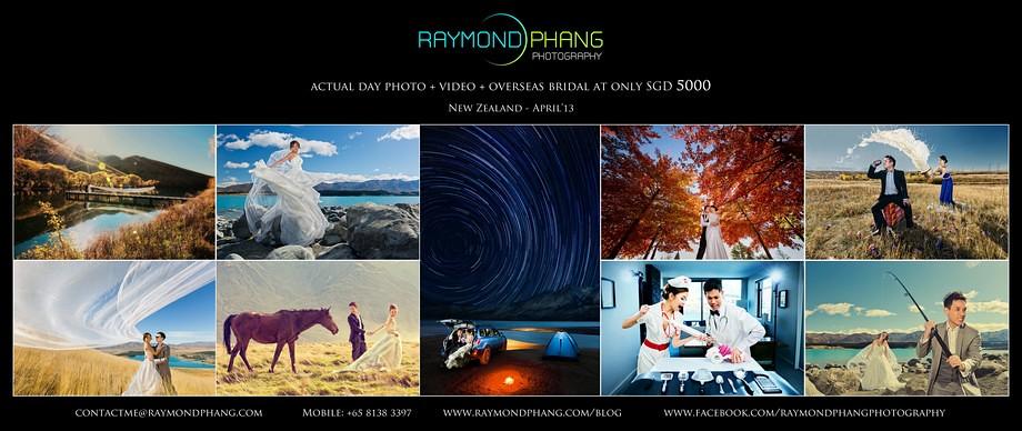 Raymond Phang Photography - New Zealand Promotion 2013