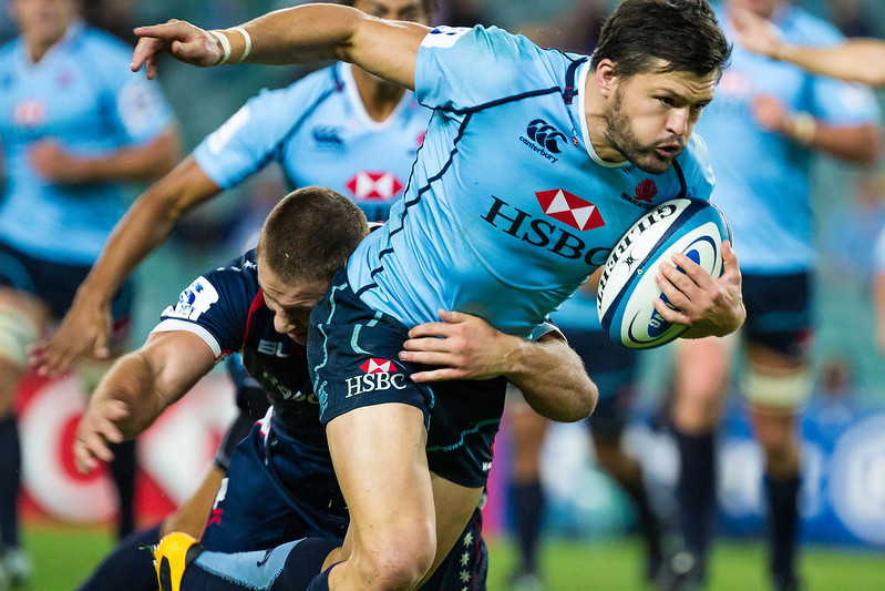 NSW Waratahs - Adam Ashley-Cooper