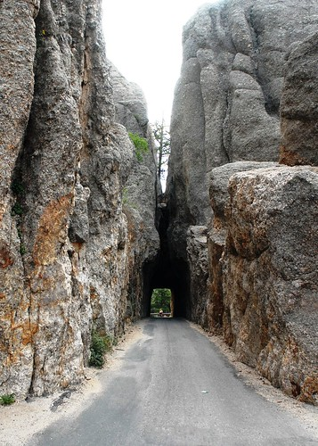Needles Highway in the Black Hills, South Dakota