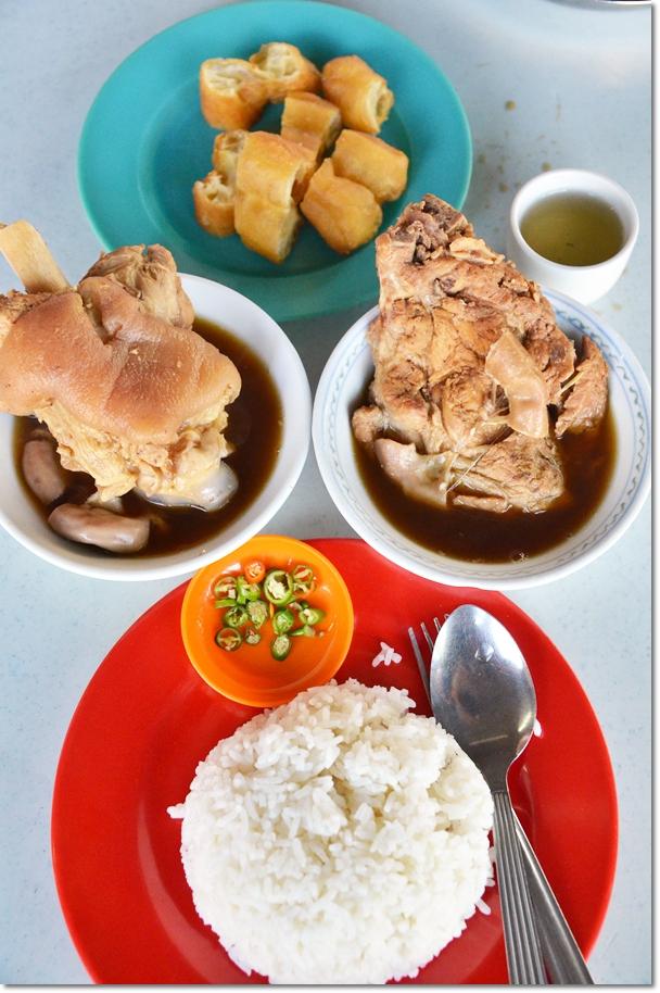 Bak Kut Teh Feast @ Klang