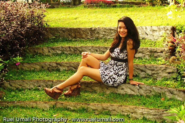 My Pre-Debut Shoot with my Daughter by Ruel Umali of www.ruelumali.com