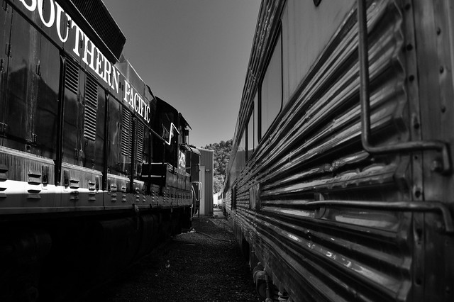 Niles Canyon Rail Yard 06