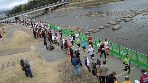 2013/03 京都マラソン2013