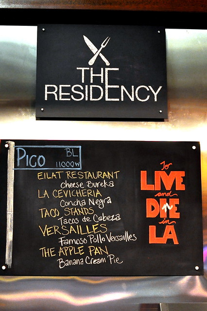"The Residency at UMAMIcatessen: ""To Live and Dine in L.A."" with Chef Micah Wexler"