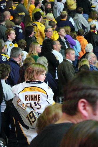 Pekka Rinne fan