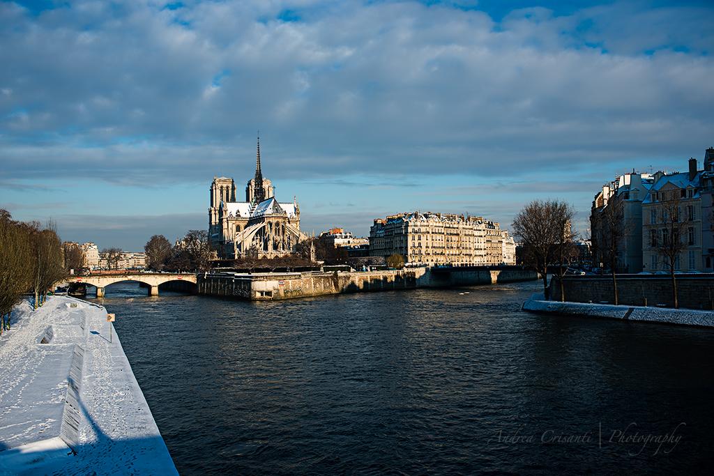 Pont Charles De Gaulle -  U00cele-de-france