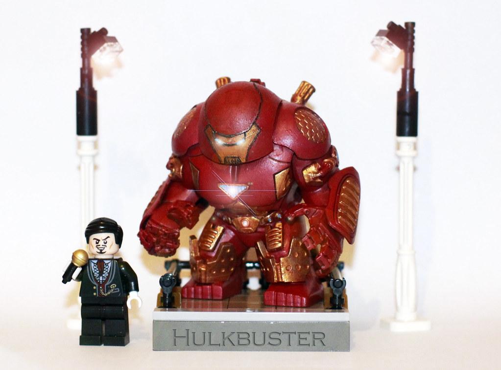 Lego HULKBUSTER Iron Man