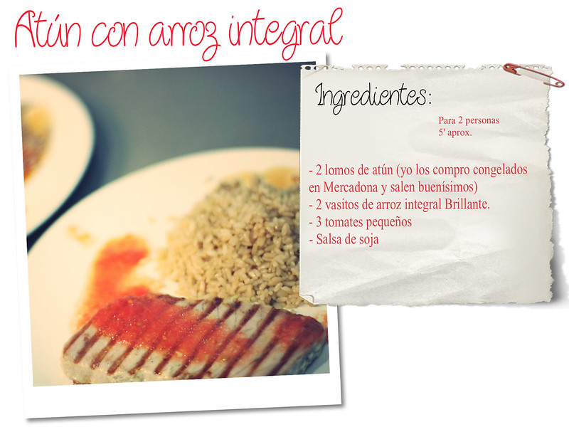 ATÚN CON ARROZ INTEGRAL 1