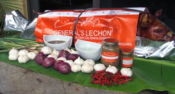 General's Lechon - visit www.generals-lechon.com