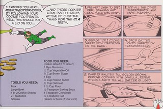 green lantern cookie 1 2