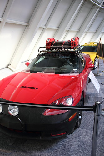 Dempster Corvette