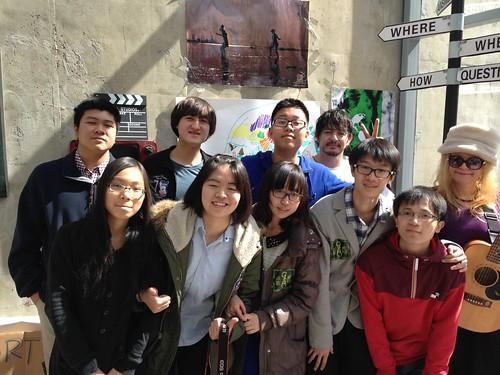 1010 China at JUE festival GtB 1010 volunteers_0047