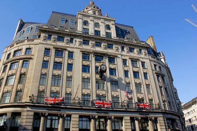 Police Station Defence Service de Londres
