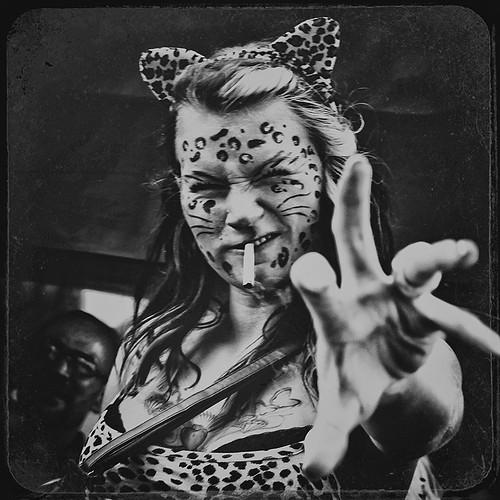 hello kitty by andrè t.
