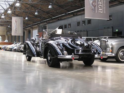 "1940 Horch 853 A ""Erdmann & Rossi"" Sportroadster"
