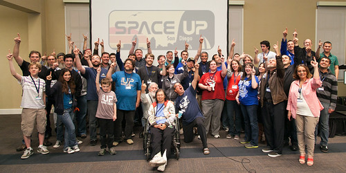 SpaceUp Group Photo