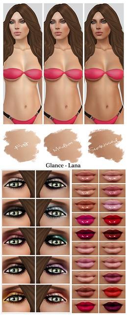 Glance ~ Lana
