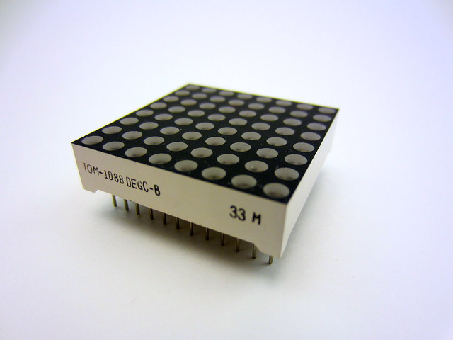LED Matrix (top)