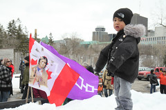 Content from Journey of Nishiyuu - Arrival in Ottawa