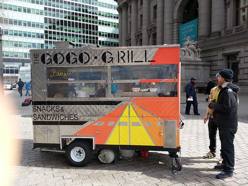 gogo grill cart