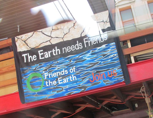Join the Friends of the Earth! 52/12/2 #fp13 by Collingwood Historical Society
