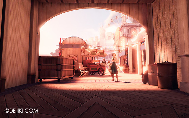 BioShock Infinite - Arcade Boardwalk