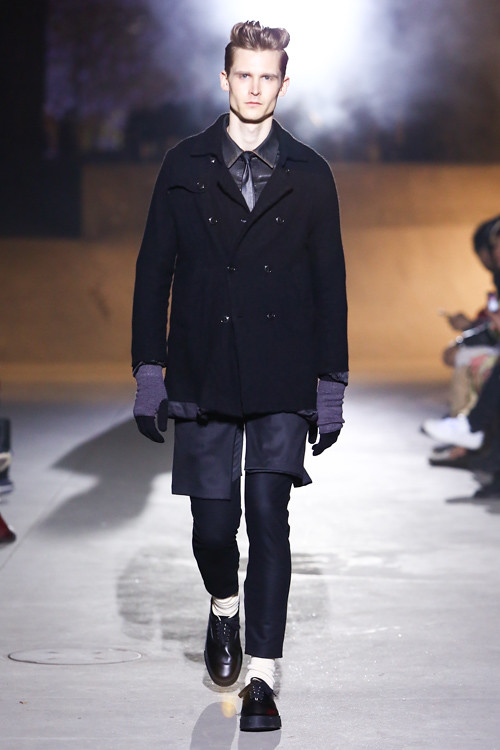 FW13 Tokyo DISCOVERED002 Lowell Tautchin(Fashion Press)